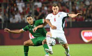 Euro2020: Hungria, primeiro adversário de Portugal, empata sem golos com Irlanda