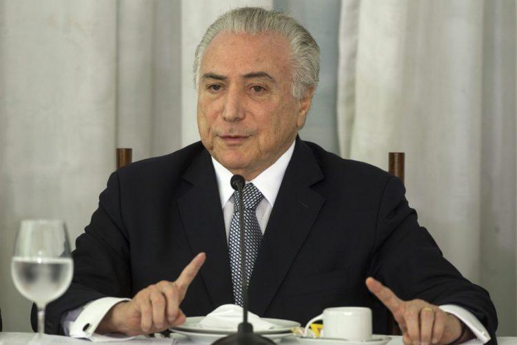 Óbito/Soares: Presidente brasileiro diz que mundo perdeu um estadista e um defensor da democracia
