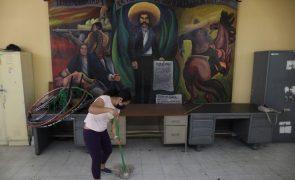 Covid-19: México com 262  mortes em 24 horas