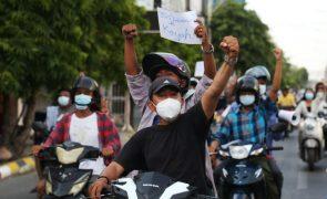 Myanmar: Relator da ONU alerta para risco de