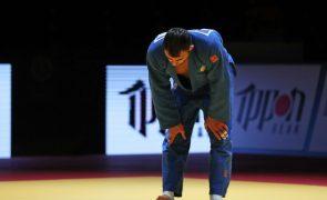 Judo/Mundiais: Anri Egutidze vai lutar pela medalha de bronze em -81 kg