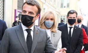 Governo francês desdramatiza ato de agressão