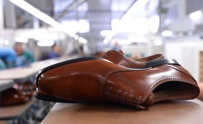 Exportações portuguesas de calçado mais do que duplicam em abril - Associação