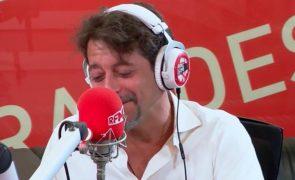 António Pedro Cerdeira revela as partidas mais hilariantes que já pregou