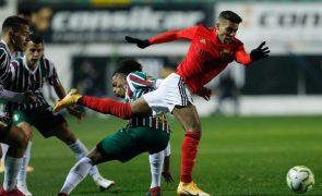 Pedrinho vendido pelo Benfica ao Shakhtar por 18 milhões de euros