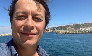 António Pedro Cerdeira vive episódio insólito que podia ter acabado em prisão