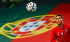 Portugal goleia Israel no último particular antes do Euro2020