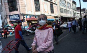 Covid-19: México com 253  mortes em 24 horas