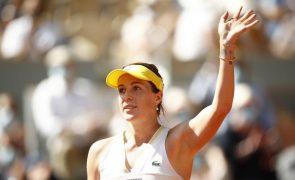Pavlyuchenkova elimina Zidansek e está na final de Roland Garros