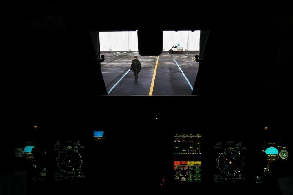 Aeronave militar sofre acidente na Madeira sem causar feridos