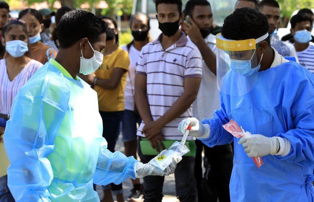Covid-19: Casos ativos em Timor-Leste continuam a descer, vacinação acelera