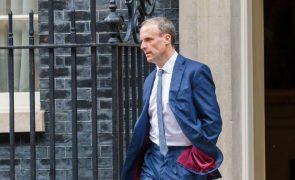 Brexit: Londres responde a Macron que integridade do Reino Unido não é negociável