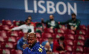 Judo/Mundiais: Campeão mundial Jorge Fonseca apura-se para as meias-finais