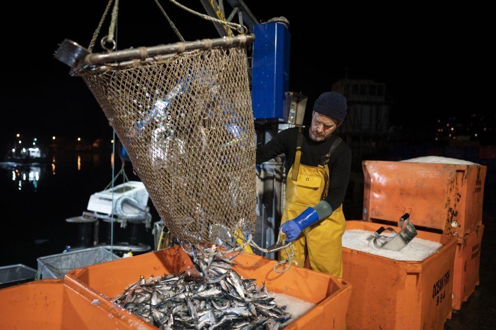 UE/Presidência: 27 formalizam acordo de pesca com Reino Unido para este ano