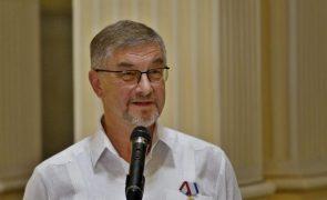 Embaixada da Rússia não enviou dados de manifestantes a Moscovo
