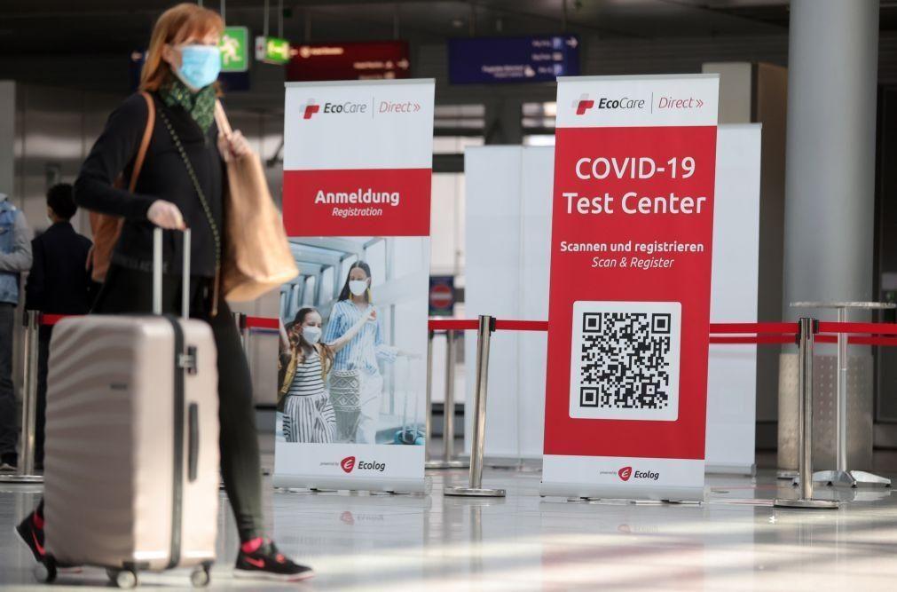 Covid-19: Alemanha levanta avisos aos viajantes a 01 de julho