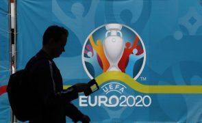 Euro2020: Centro de Prevenção e Controlo de Doenças vai monitorizar torneio