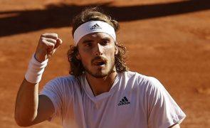 Roland Garros: Tstsipas supera Zverev e estreia-se numa final do Grand Slam