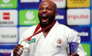 Jorge Fonseca é bicampeão mundial em judo