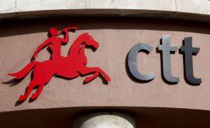 CTT exigem 67 ME ao Estado pela extensão do contrato de concessão e impacto da covid-19