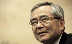 Japonês Prémio Nobel da Química Ei-ichi Negishi morre com 85 anos