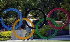 Organização dos Jogos Olímpicos estima cerca de sete casos diários no evento