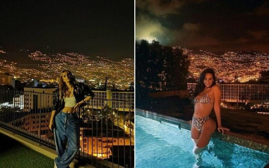 Cristina Ferreira Publica foto na Madeira e fãs recordam gafe de Rita Pereira: