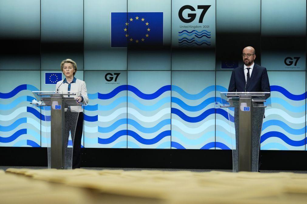 Líderes da União Europeia alertam Londres para respeitar acordo do Brexit