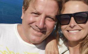 Cristina Ferreira e Herman José juntos na Madeira