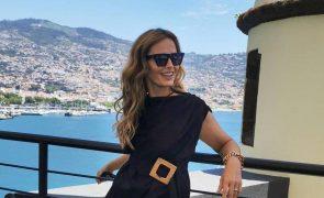 Cristina Ferreira faz parar ilha da Madeira. Fãs estão em delírio [vídeo]