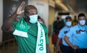 Judo/Mundiais: Jorge Fonseca aponta ao 'ouro' olímpico para entrar na história