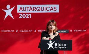 Covid-19: Catarina Martins critica redução de testes depois de vários anúncios de testagem massiva