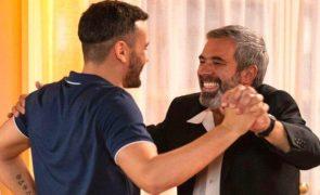 """Festa é Festa Vídeo de bloopers da novela da TVI é hilariante e fãs reagem: """"De rir e chorar por mais"""""""