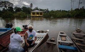 Covid-19: Brasil regista mais de 2.000 mortes e 78.700 novos casos