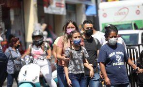 Covid-19: México com 274  mortes em 24 horas
