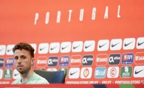 Euro2020: Diogo Jota sente