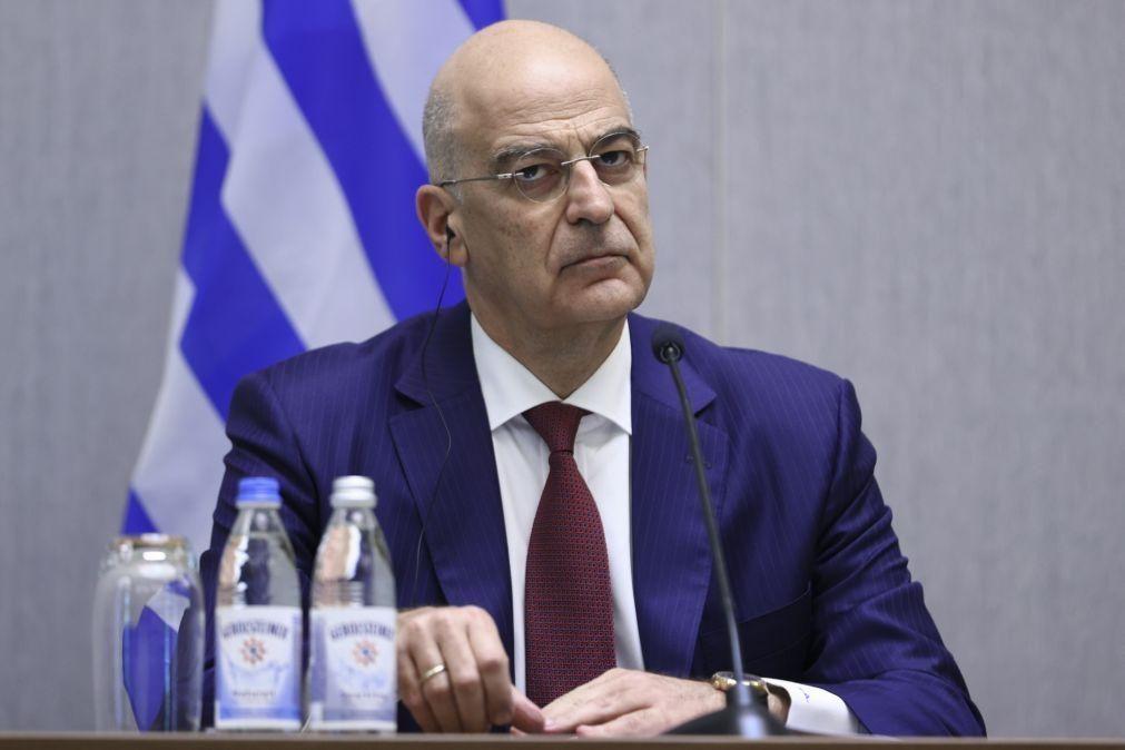 Grécia pede à Macedónia do Norte que mude nome e equipamento da sua seleção