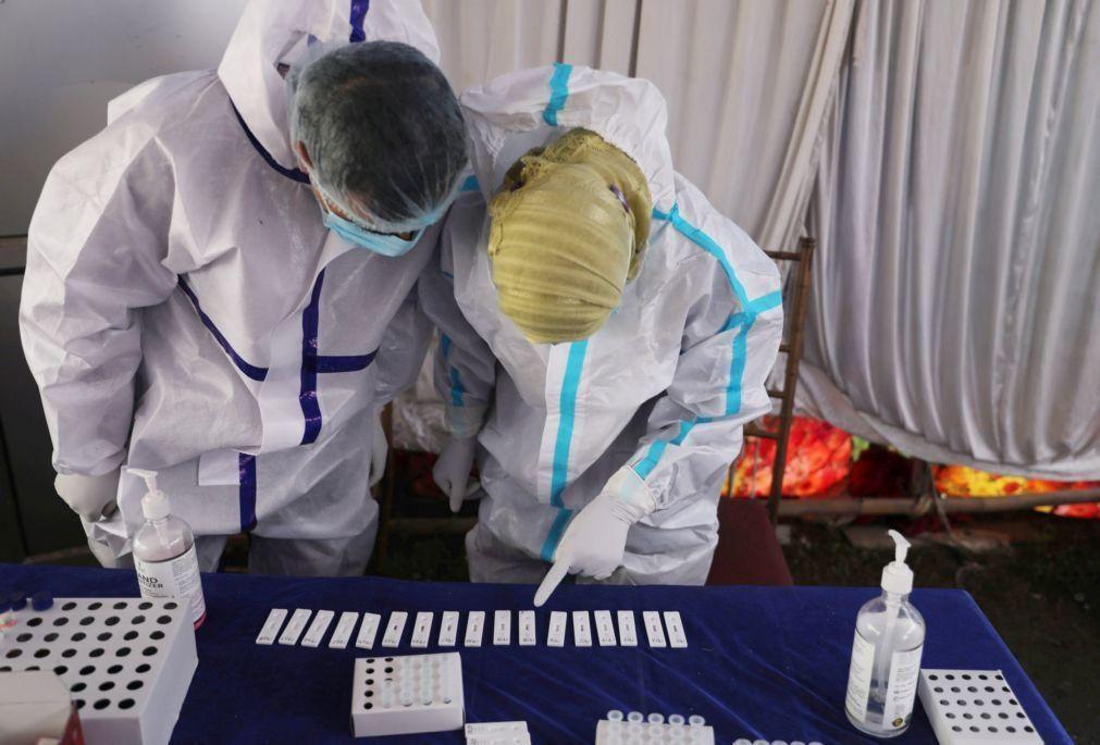 Covid-19: África com mais 54 mortes registadas nas últimas 24 horas