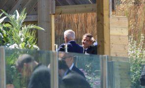 G7: Cimeira