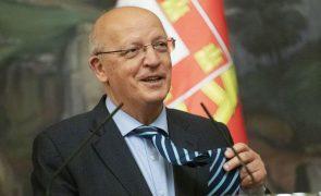 Ministro dos Negócios Estrangeiros destaca