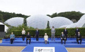 G7: Prevenção da pandemia, clima e diplomacia marcam decisões dos líderes mundiais
