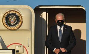 Joe Biden felicita novo Governo de Israel