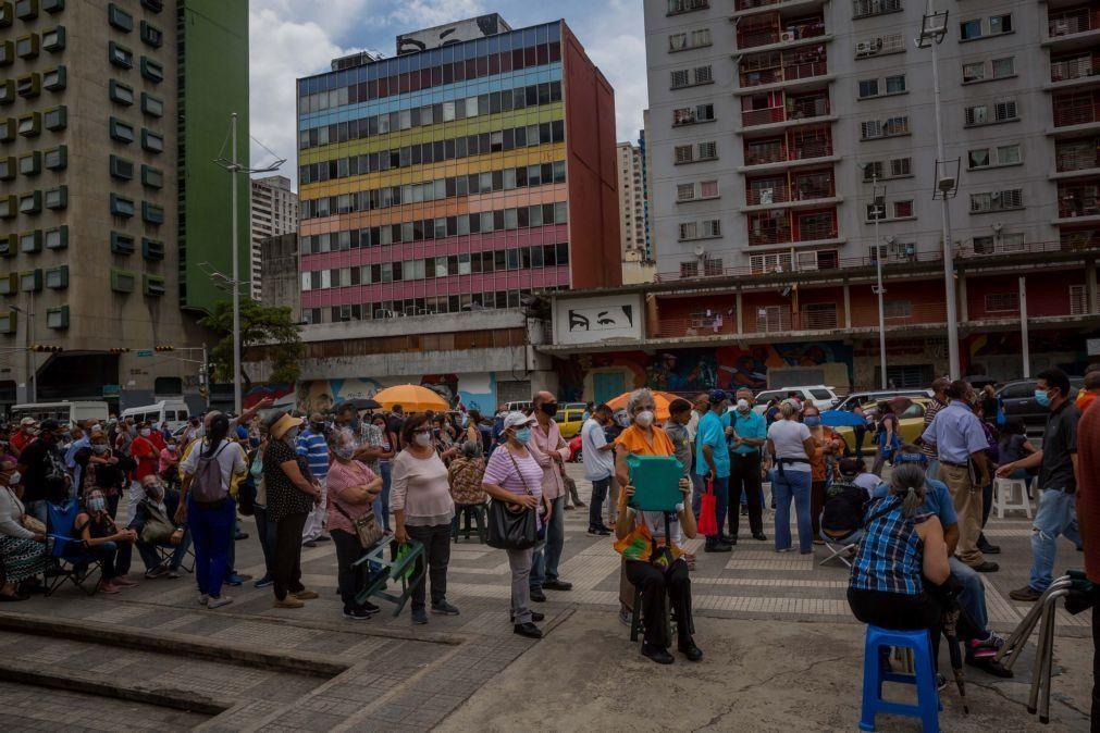 Covid-19: ONG alerta que pandemia na Venezuela está