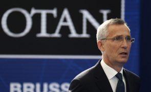 NATO não está a entrar numa nova