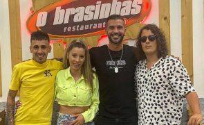 Bruno Savate e André Filipe mandam 'bocas' a ex-concorrente do
