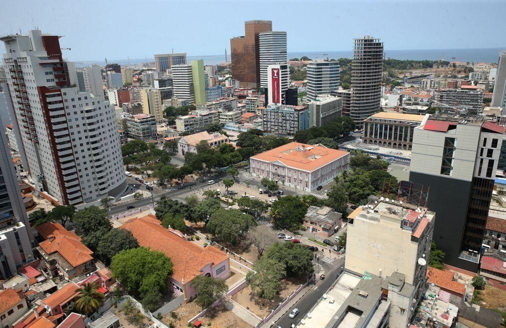 Angola pede 910 milhões de dólares para abastecimento de água a Luanda