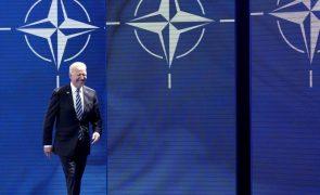 NATO: Biden destaca