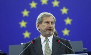UE/Presidência: Bruxelas já só prevê primeiros desembolsos para recuperação em agosto
