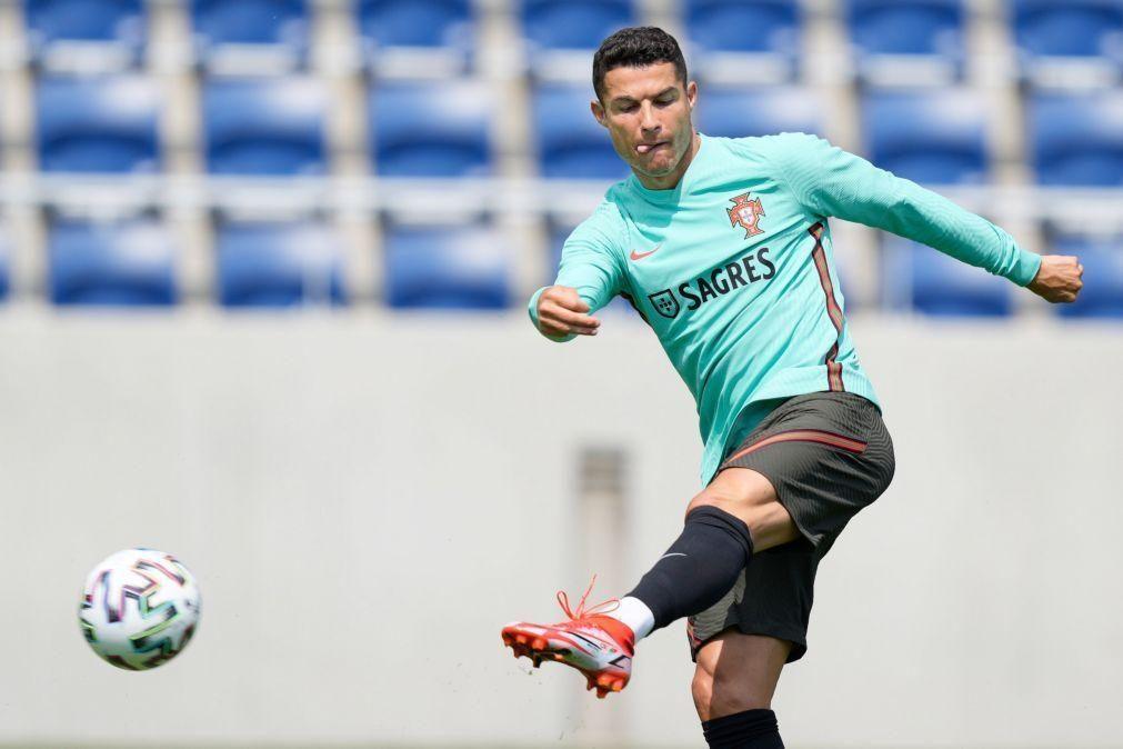 Euro2020: Ronaldo diz que ganhar o primeiro jogo é crucial e com público será
