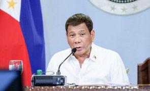 Procuradoria do TPI pede investigação à guerra contra as drogas nas Filipinas